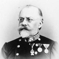August Netolitzky in Uniform